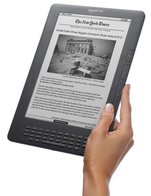 How do I download books onto my Amazon Kindle?