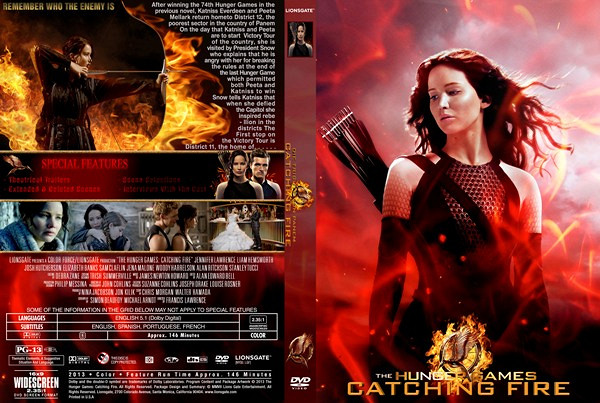 Watch The Hunger Games: Catching Fire (2013) Online Free