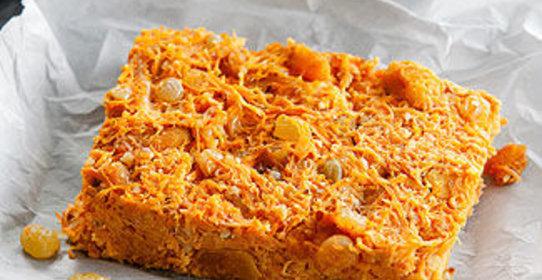 Быстрая морковная запеканка рецепт