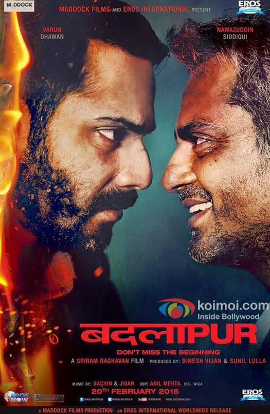 Watch Badlapur Full Movie {DVDRip} Online