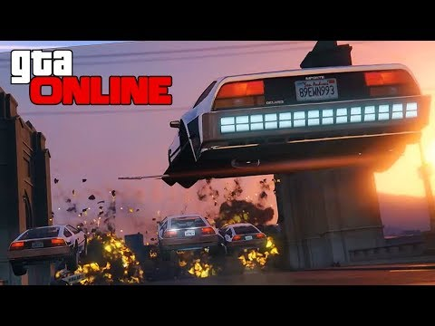 GTA 5 Heist Trailer: (Grand Theft Auto Online Official