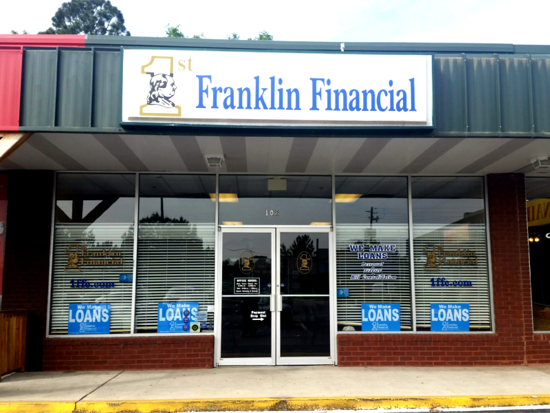 Franklin payday loans