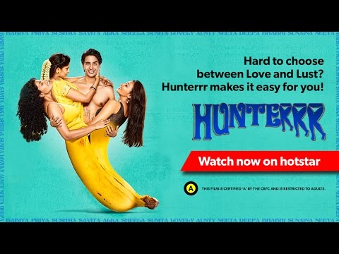 Hunterrr (2015) Full Hindi Movie Watch Online Free - Watch
