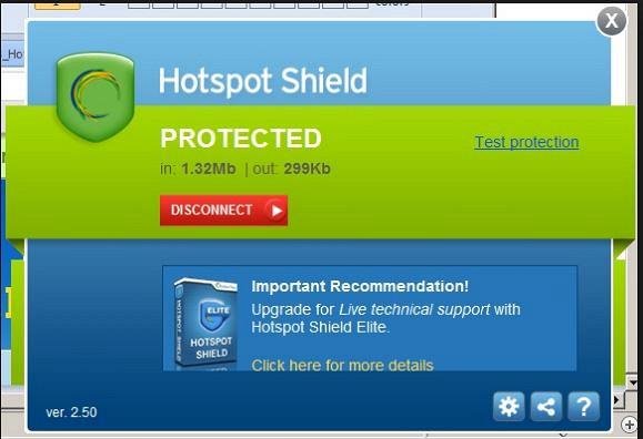 Hotspot Shield Free VPN Proxy Wi-Fi Security - Apps