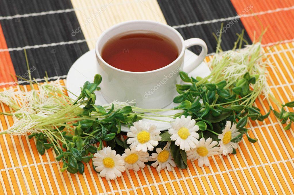 Чай из трав на каждый день для похудения