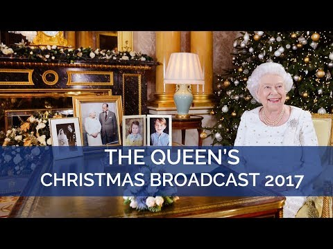 Queen uses Christmas message to urge Britons to 'take