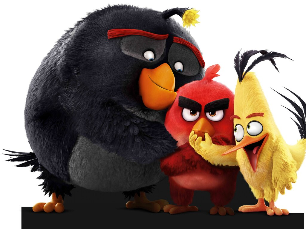The Angry Birds Movie (2016) Full Movie Watch Online in hd