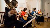 VI «Абязов-фестиваль»: Группы With и Guitarra Magia