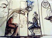 Ансамбль духовной музыки «Благовест». Художественный руководитель Галина Кольцова
