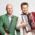 Алексей Кортнев & Сергей Чекрыжов (гитара, аккордеон)