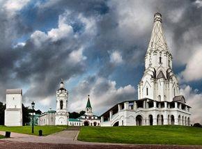 Игровой маршрут «Утерянные сокровища Коломенского»