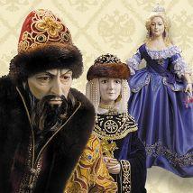Русские монархи. Страницы истории