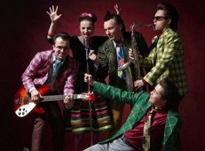 «Стиляги Band»