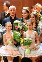 Артисты Международного благотворительного фонда Владимира Спивакова