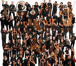 Музыка итальянского кино. Оркестр для детей и юнош