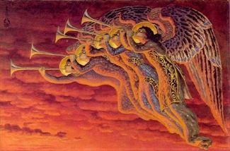 Апокалипсис. Явление семи ангелов