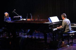 В ритме европейского джаза. Due piano