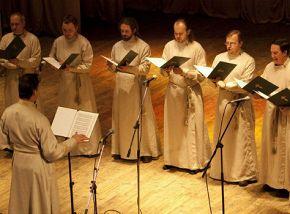 Хор Данилова монастыря. Рождественский концерт.