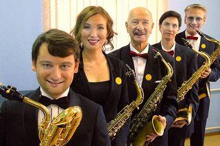 Московский квинтет саксофонистов «Звездный джаз»