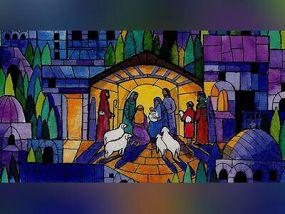 Ночной рождественский концерт. Хесус Сампедро Маркес